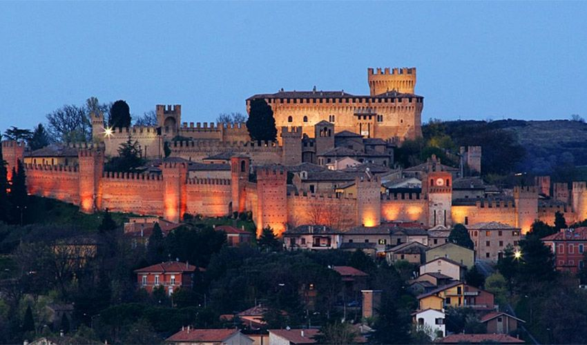 Escursione Castello di Gradara